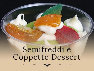 Il Boss - Gaspare Perniciaro - Semifreddi e Dessert in Coppetta